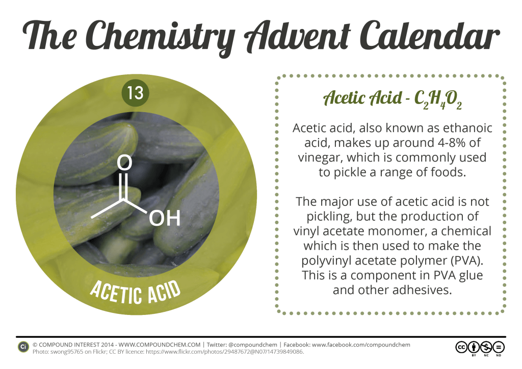13 - Acetic Acid & Pickles