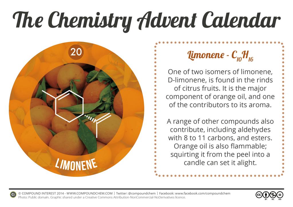 20 - Oranges & Limonene