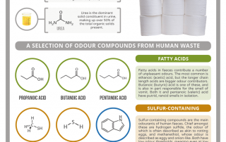 Aroma Chemistry – The Smell of Toilets and Human Waste