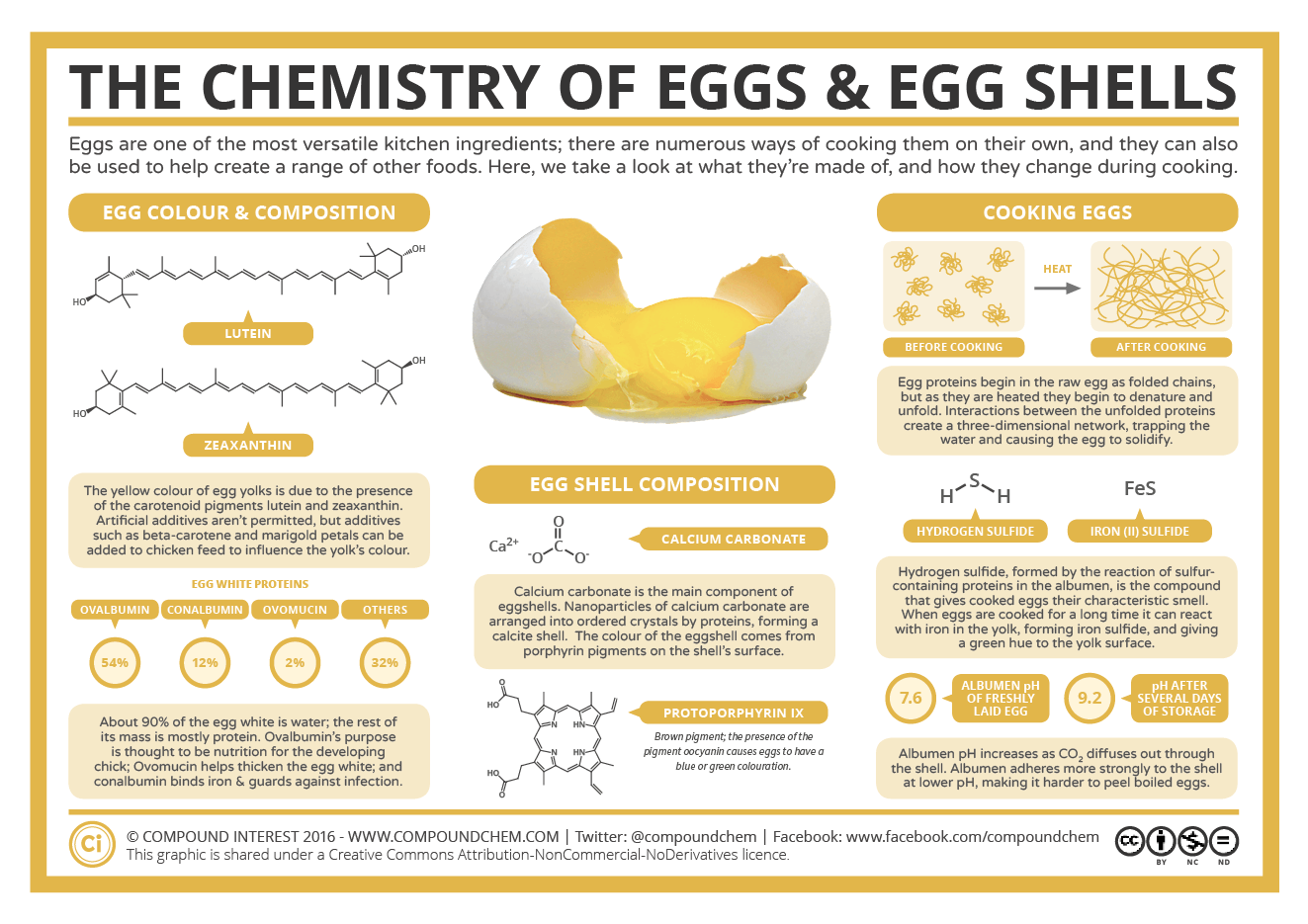 compound interest the chemistry of eggs egg shells the chemistry of eggs egg shells
