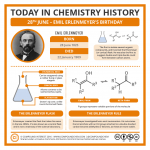 Today in Chemistry History – Emil Erlenmeyer and the Erlenmeyer Flask