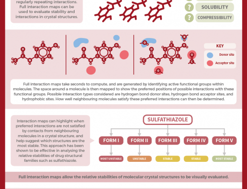 Finding More Stable Forms of Drugs Using Full Interaction Maps