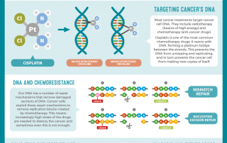Combating Chemoresistance by Targeting DNA Repair
