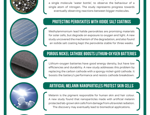 This Week in Chemistry – Fullerene Nanoflasks and Molecular 'Pretzels'