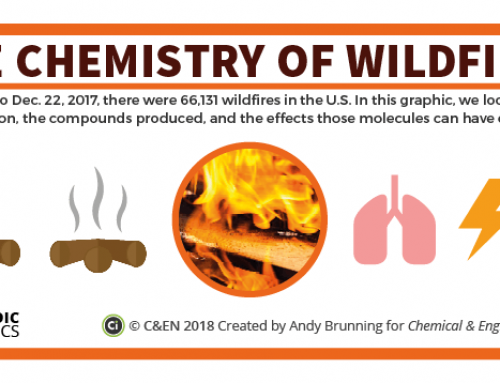 Wildfires: causes, combustion products, and health risks – in C&EN