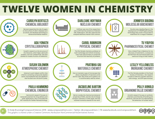 International Women's Day: Twelve women in chemistry