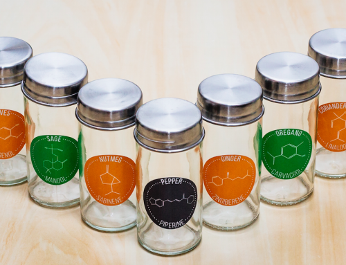 Chemical Compounds Herb & Spice Labels Now Available for Purchase!