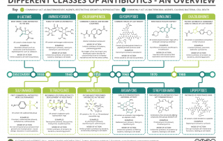 A Guide to Different Classes of Antibiotics Aug 15