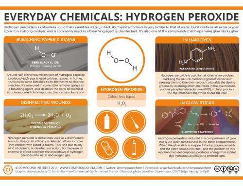 What Makes Shampoo Foam? Everyday Compounds: Sodium Lauryl Sulfate