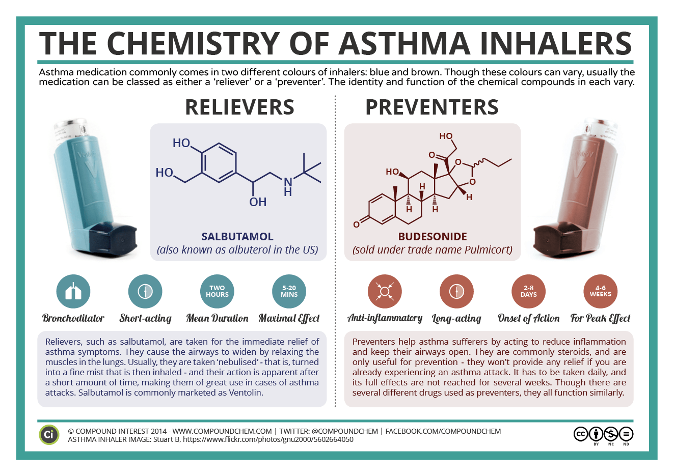 Bronchial asthma - classification and symptoms
