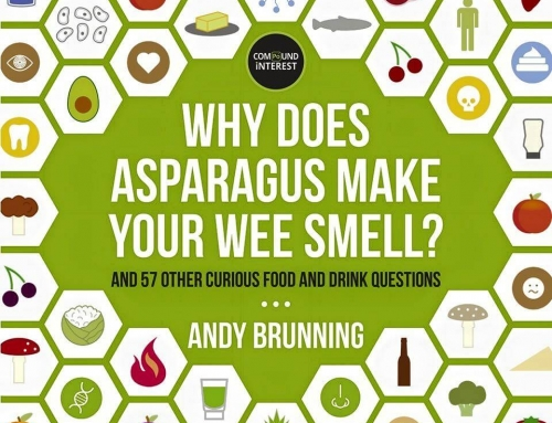 Why Does Asparagus Make Your Wee Smell? Book Cover Reveal!
