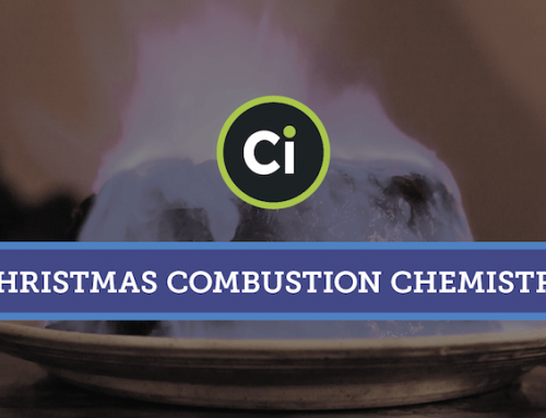 Christmas Combustion Chemistry!