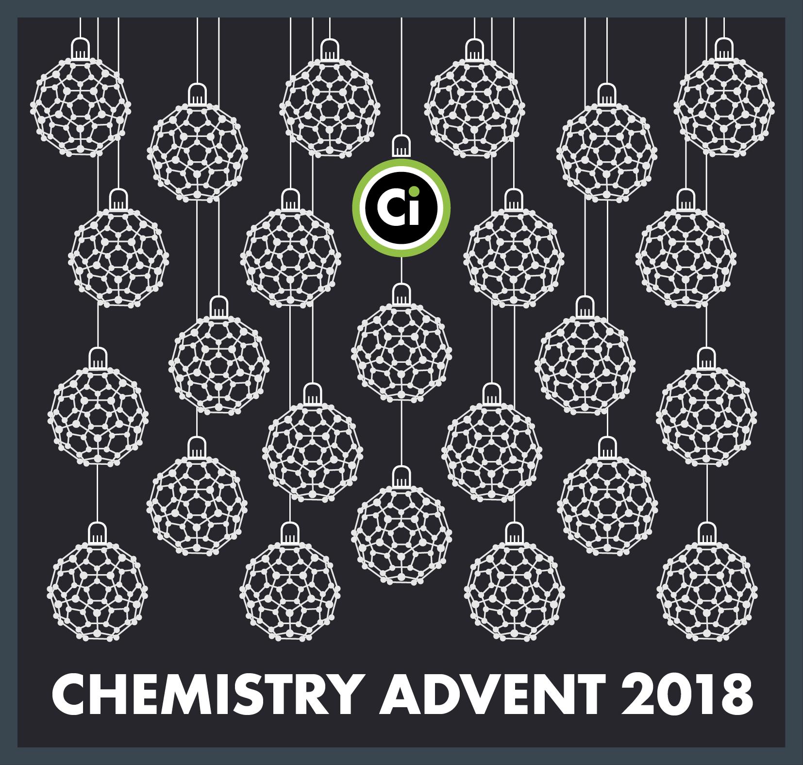 The 2018 Chemistry Advent Calendar